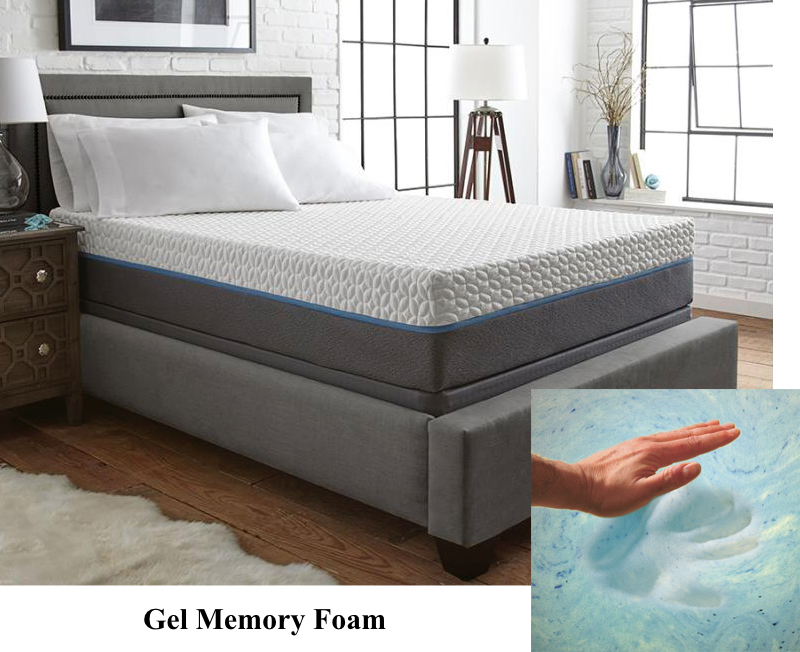 Enjoy A Cooler Night S Rest With Our Gel Foam Mattresses These Are Infused For Cooling Response That Moderates Body Temperature